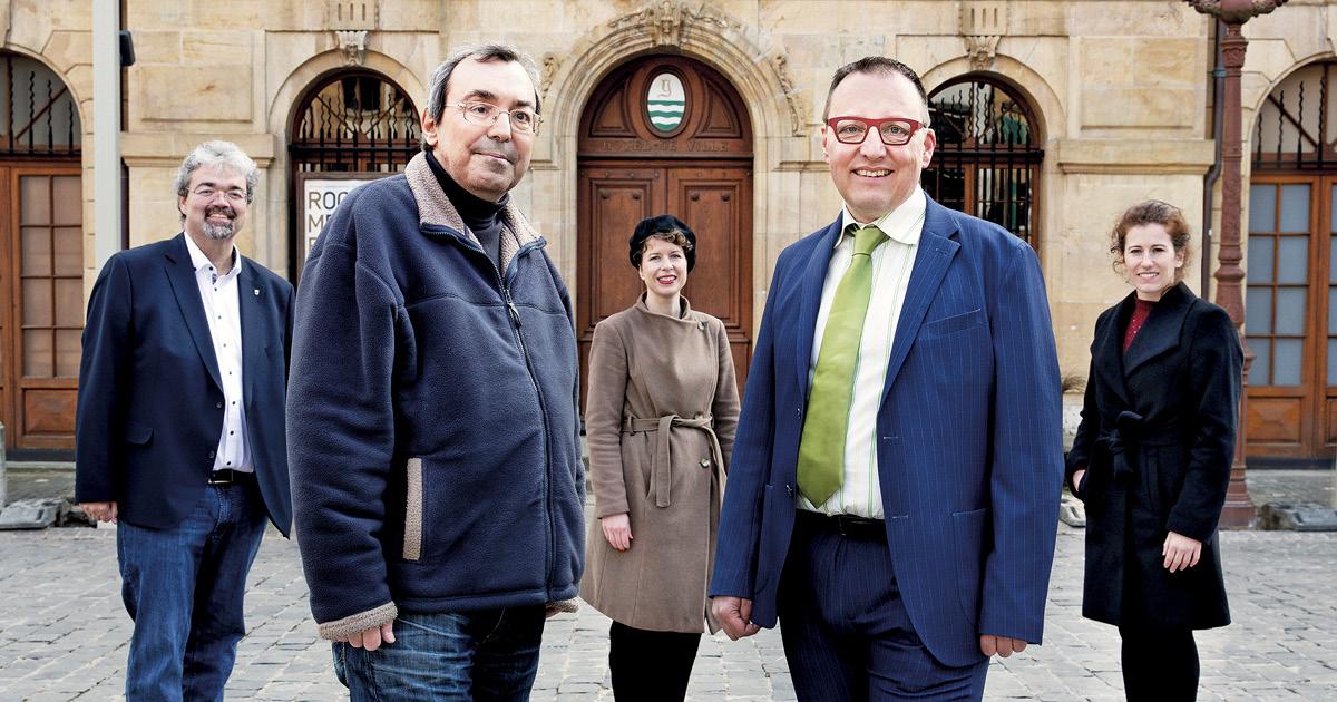 Yverdon élection Municipale 2021